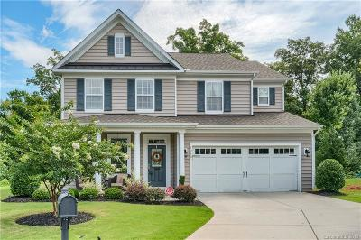 Fort Mill Single Family Home For Sale: 1240 Gold Rush Court