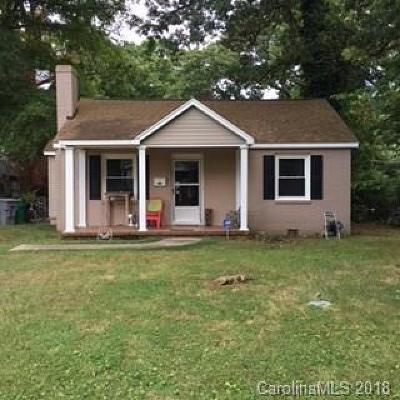 Single Family Home For Sale: 3918 McMillan Street