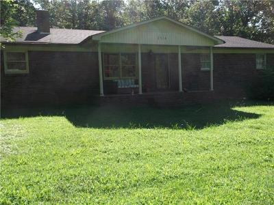 Lincolnton Single Family Home For Sale: 2714 Buffalo Forest Road