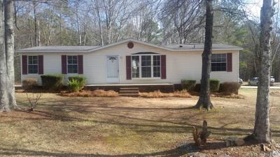 Single Family Home For Sale: 1201 Shiloh Drive