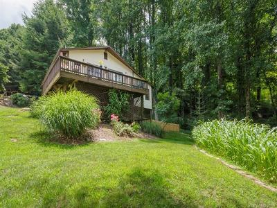 Waynesville Single Family Home For Sale: 136 Echo Drive