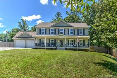 Asheville Single Family Home For Sale: 27 Dawson Steele Court #A-1, a-2