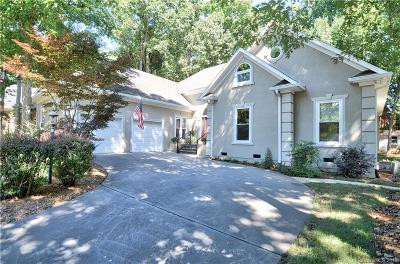 Single Family Home Under Contract-Show: 8711 Taunton Drive