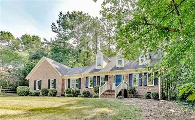 Charlotte Single Family Home For Sale: 15208 Wyndham Oaks Drive