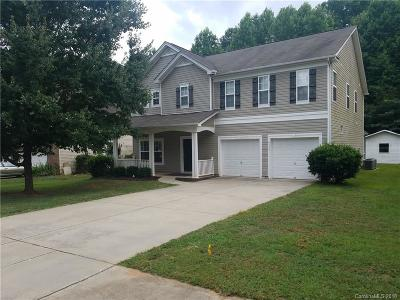 Mint Hill Rental For Rent: 6137 Brightstar Valley Road