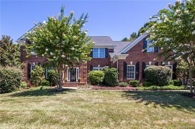 Huntersville Single Family Home Under Contract-Show: 10516 Devonshire Drive