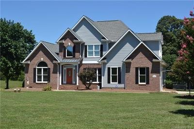 Mooresville Single Family Home For Sale: 1187 Shearers Road