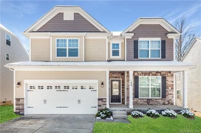 Statesville Single Family Home For Sale: 106 E Heart Pine Lane
