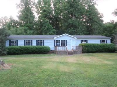 Hickory Single Family Home For Sale: 7201 Pyramid Road