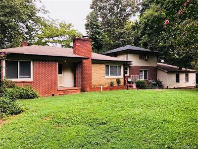 Lincolnton Single Family Home For Sale: 3600 Highway 182 Highway