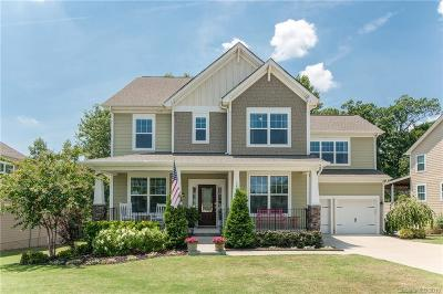 Waxhaw Single Family Home Under Contract-Show: 3404 Ringtail Drive