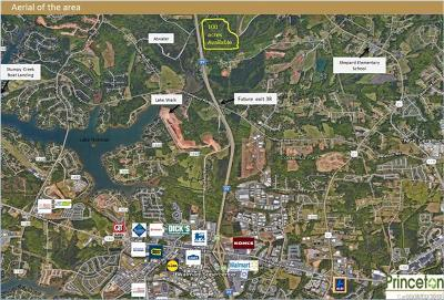Mooresville Residential Lots & Land For Sale: Parkertown Road
