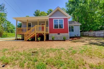 Fletcher Single Family Home Under Contract-Show: 191 Pressley Hill Road