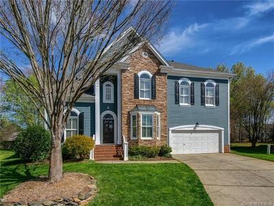 Single Family Home For Sale: 7225 Deloach Court