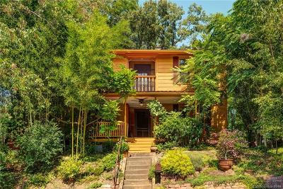 Asheville NC Single Family Home For Sale: $775,000