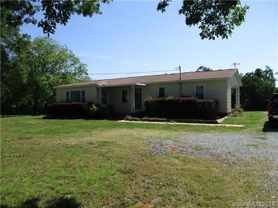 Marshville Single Family Home For Sale: 1709 Camden Road