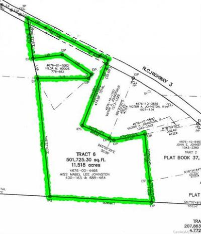 Residential Lots & Land For Sale: Coddle Creek Highway