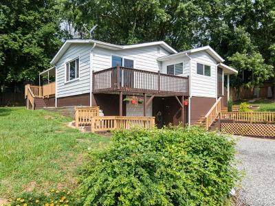 Candler Single Family Home For Sale: 141 Maple Ridge Road