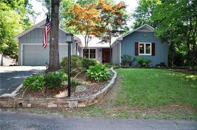 Tryon Single Family Home Under Contract-Show: 231 Laurel Drive