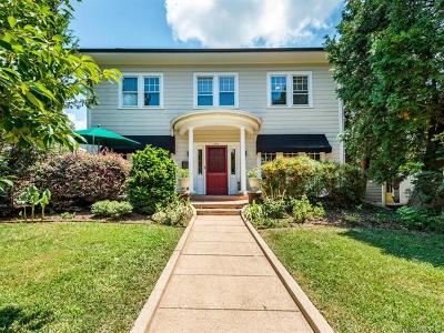 Asheville Single Family Home For Sale: 132 Norwood Avenue