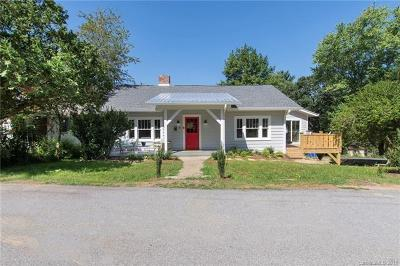 Asheville Single Family Home For Sale: 2 Dale Street