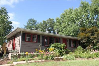Candler Single Family Home For Sale: 439 Monte Vista Road #7& P