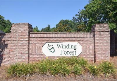 Troutman Residential Lots & Land For Sale: 127 Winding Shore Road #14