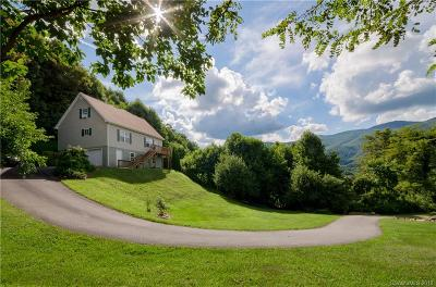 Waynesville Single Family Home Under Contract-Show: 278 Barber Hill Drive