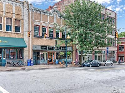 Asheville Condo/Townhouse For Sale: 48 Biltmore Avenue #Unit 2