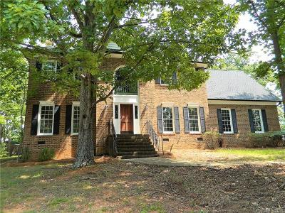 Charlotte Single Family Home Under Contract-Show: 4709 Hightimbers Court