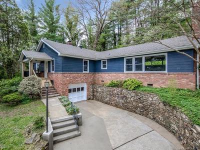 Asheville Single Family Home For Sale: 37 Aurora Drive