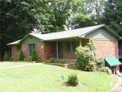 Brevard Single Family Home Under Contract-Show: 221 Pleasant Hill Drive