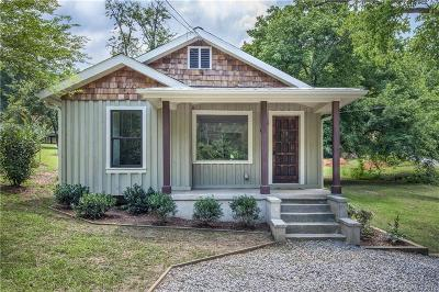 Weaverville Single Family Home Under Contract-Show: 385 Old Mars Hill Highway