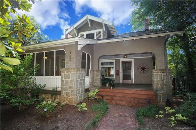 Myers Park Single Family Home Under Contract-Show: 1532 Providence Road
