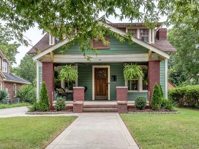 Charlotte Single Family Home For Sale: 720 Walnut Avenue