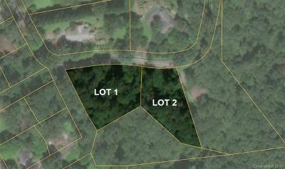 Bat Cave, Black Mountain, Chimney Rock, Columbus, Gerton, Lake Lure, Mill Spring, Rutherfordton, Saluda, Tryon, Union Mills Residential Lots & Land For Sale: Hyde Avenue #1