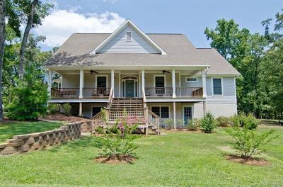 Clover, Lake Wylie Single Family Home For Sale: 514 Bethel School Road