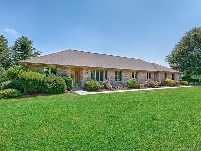 Hendersonville Single Family Home For Sale: 63 Beaumont Drive #Lot 56