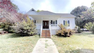 Lincolnton Single Family Home For Sale: 638 Main Street Extension