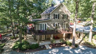 Denton Single Family Home For Sale: 762 Mountain Shore Drive