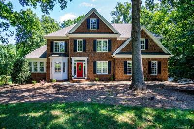 Union County Single Family Home For Sale: 2101 Sandy Pond Lane
