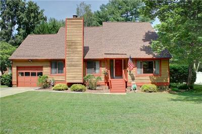 Single Family Home For Sale: 9816 Sardis Oaks Road