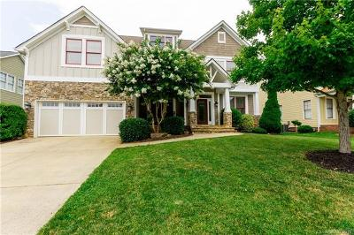 Mooresville Single Family Home For Sale: 120 Hedgewood Drive #5