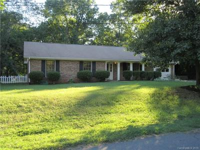 Waxhaw Single Family Home For Sale: 808 Anne Avenue