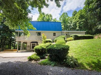 Waynesville Single Family Home For Sale: 89 Isler Branch Road