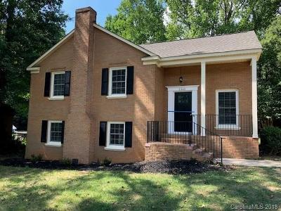Charlotte Single Family Home Under Contract-Show: 5345 Grafton Drive #24