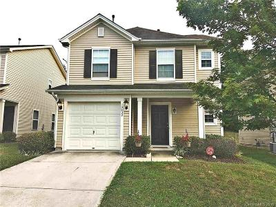 Charlotte NC Single Family Home For Sale: $181,000