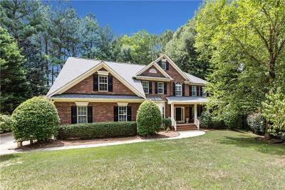 Charlotte Single Family Home For Sale: 12031 Matthew Martin Lane