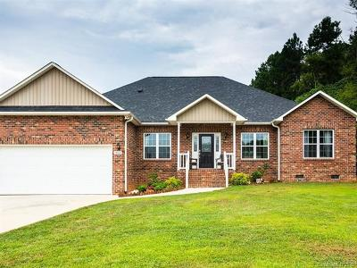 Lincolnton Single Family Home For Sale: 1860 Shuford Road
