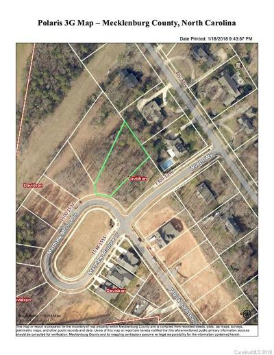 Davidson Residential Lots & Land For Sale: 1506 Matthew McClure Circle #12